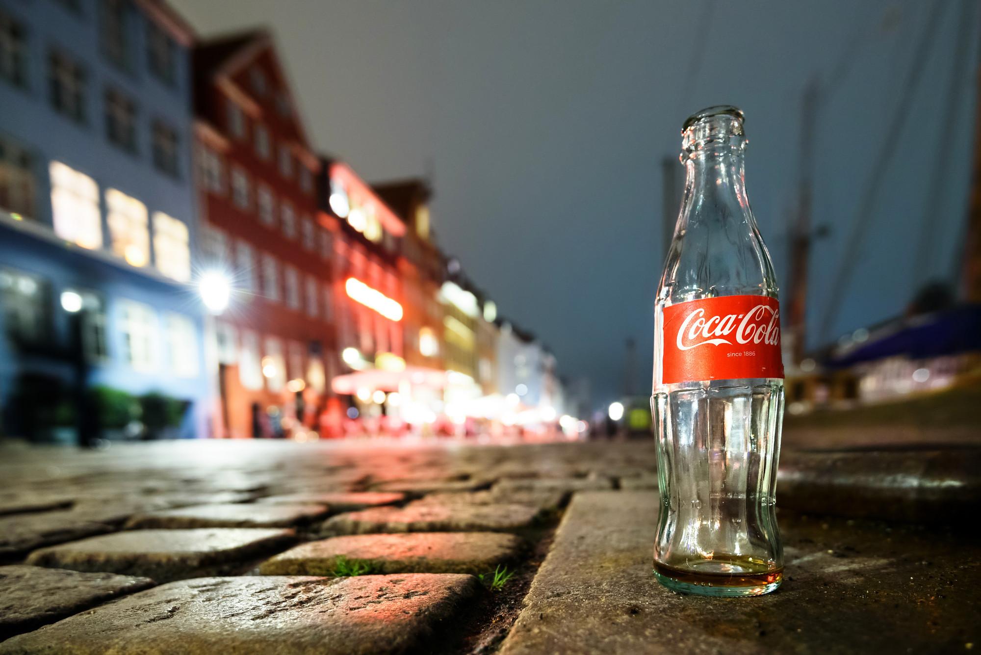 Coca Cola in Copenhagen